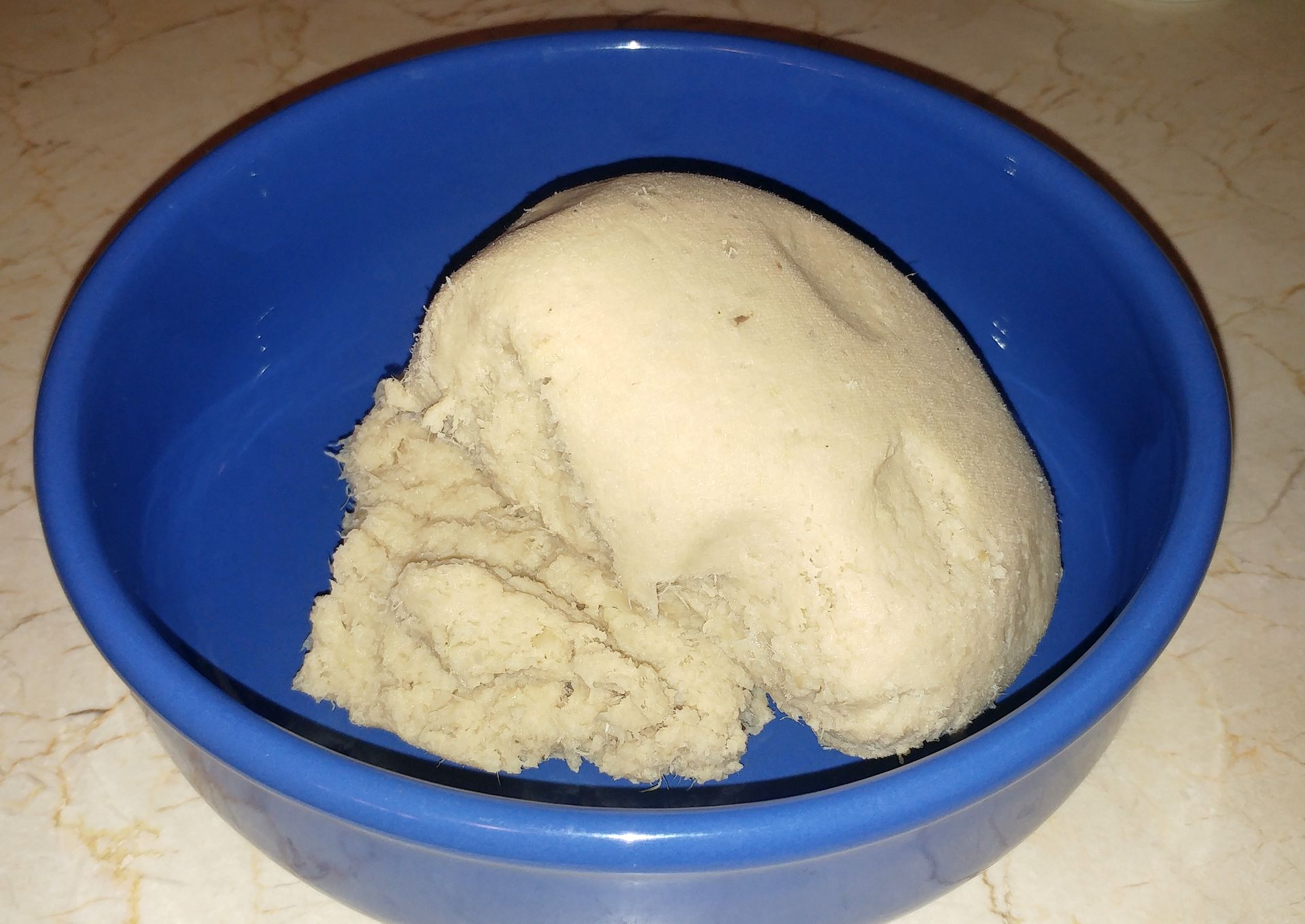 Pasta de coliflor para rellenos cremosos