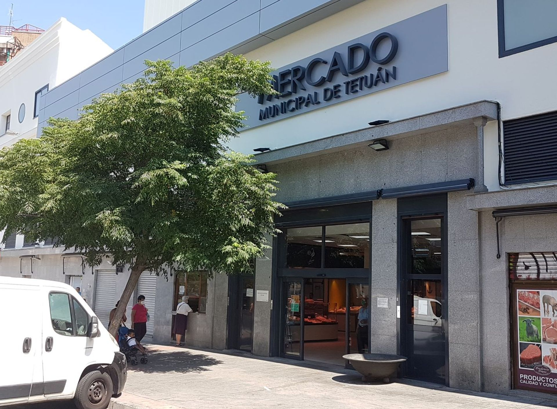 Mercado Municipal de Tetuán